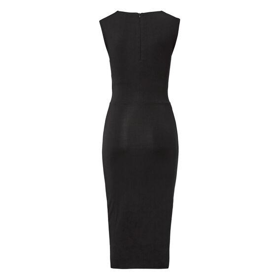 Twist Front Dress