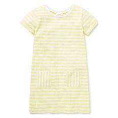 Slub Stripe Dress