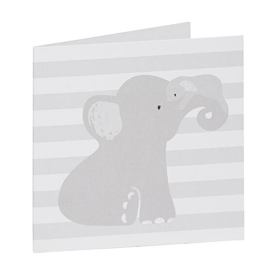 Large Elephant Card