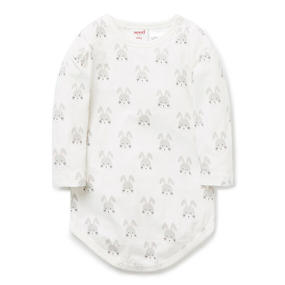 Bunny LS Bodysuit