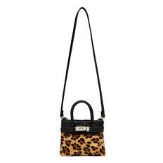 Fur Mini Handbag