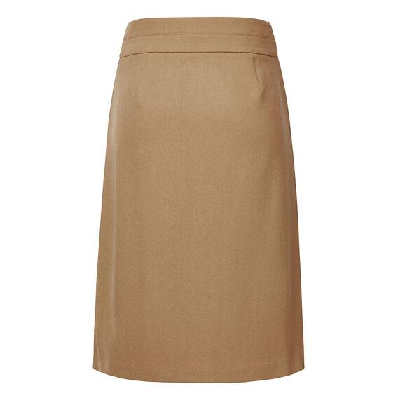 Wrap Buckle Skirt