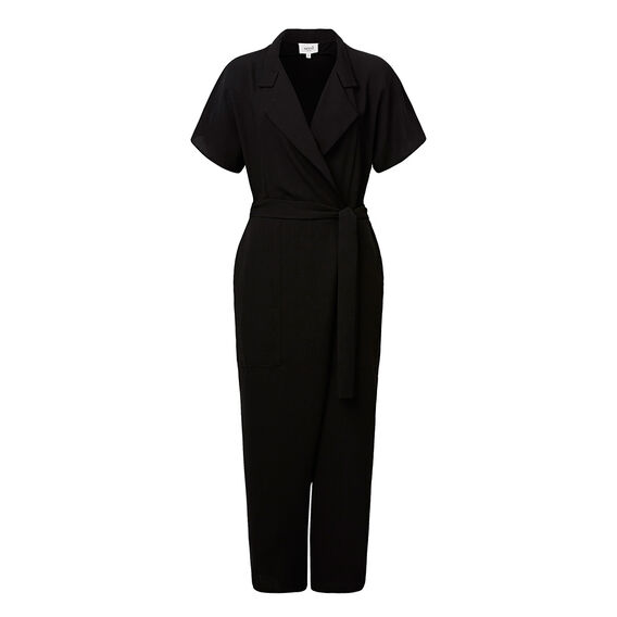 Collection Utility Flare Jumpsuit