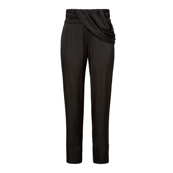 Collection Draped Harem Pant