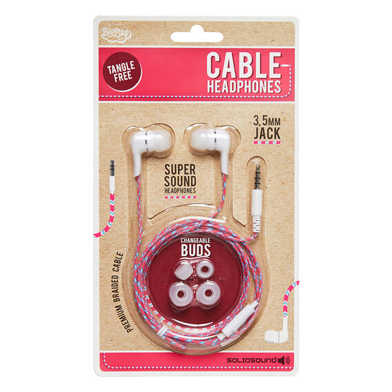 Cable Headphones