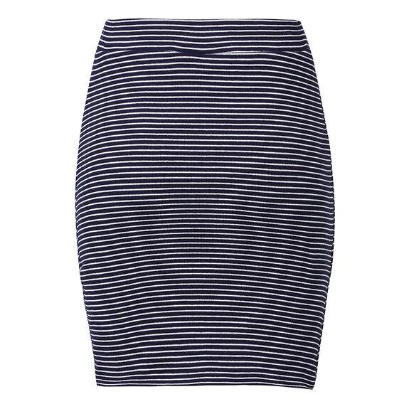 Stripe Twist Skirt