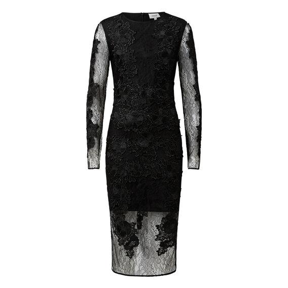 Slim Lace Dress