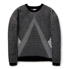 Aztec Fringe Sweater