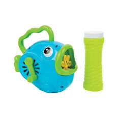 Fishy Wind Up Bubble Toy