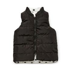 Mini Star Reversible Vest