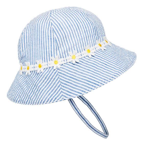 Daisy Trim Sun Hat