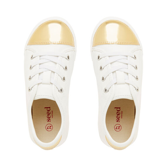 White Gold Runner