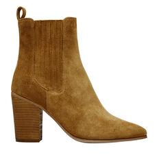 Brooklyn Block Heel Boot