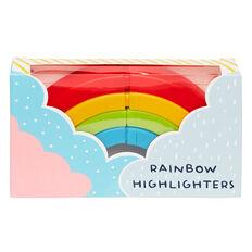 Rainbow Highlighters