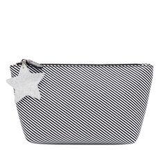 Stripe Zip Case