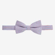 Preppy Stripe Bow Tie