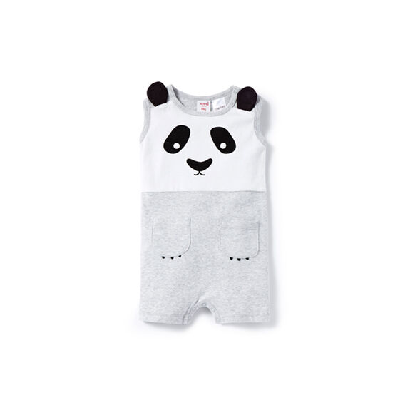 Novelty Panda Jumpsuit