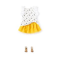 Glitter Star Skirt