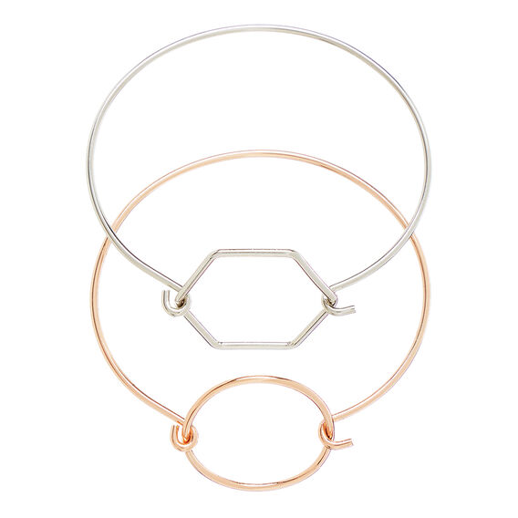 Shape Cuff Set