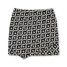 Aztec Wrap Skirt