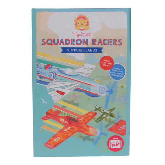 Squadron Racers Activity Kit