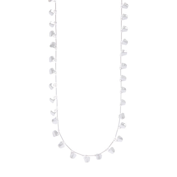 Coin Wrap Necklace
