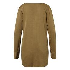 Long Crossover Shirt