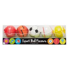 Sports Bath Fizz Pack