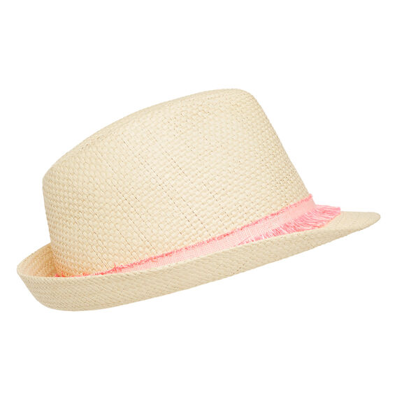Eyelash Trim Fedora