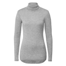 Baby Wool Roll Neck Knit