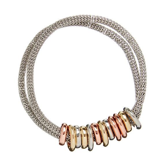 Stretch Rings Bracelet
