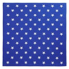 Star Intarsia Blanket