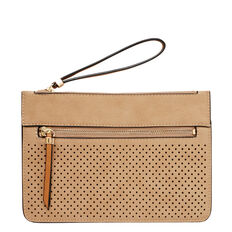 Perforated Clutch