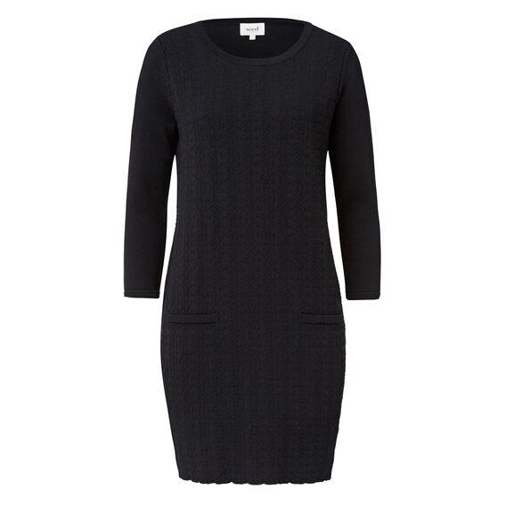 Crepe Pocket Dress