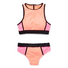 Colourblock Bikini