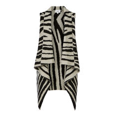 Knitted Intarsia Vest