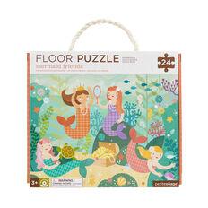 Mermaid Floor Puzzle