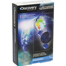 Discovery Channel Globe