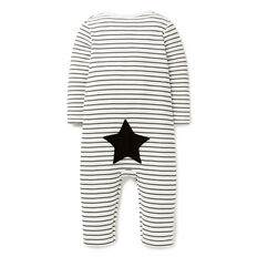 Star Bum Jumpsuit