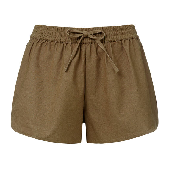 Cotton Tie Short