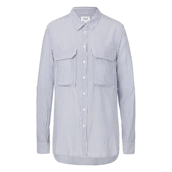 Easy Stripe Shirt