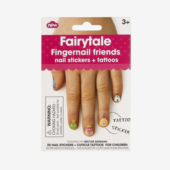 Fairytale Fingernail Friends