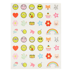 Funny Face Sticker Pack