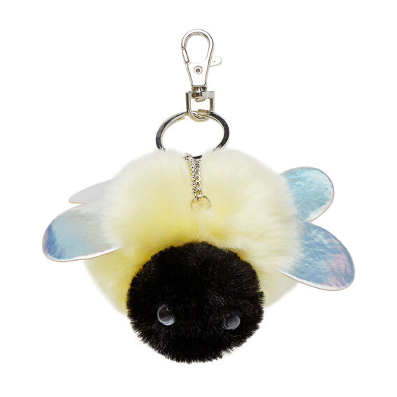 Buzzy Bee Bag Charm