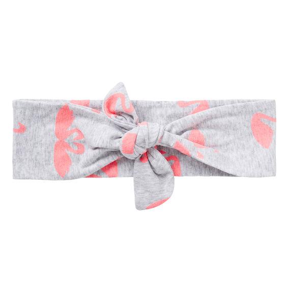 Swan Print Fabric Headband