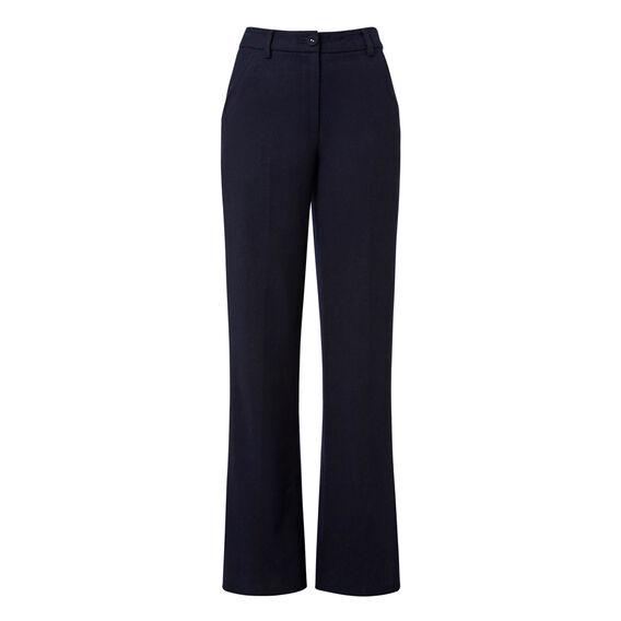 High Waist Flare Suit Pant