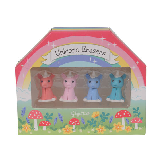 Unicorn Erasers