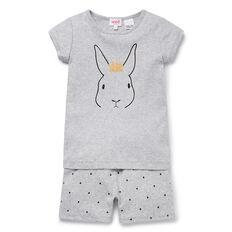 Bunny Tiara Star PJ
