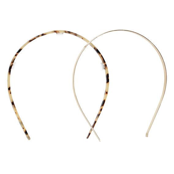 2 Pack Thin Headband