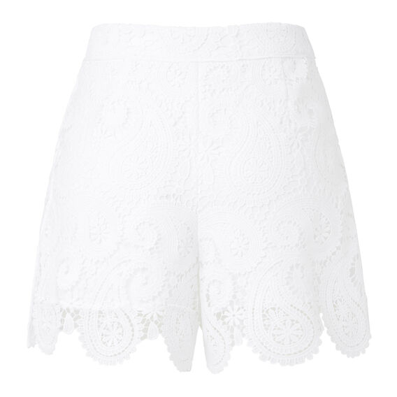 Paisley Lace Short